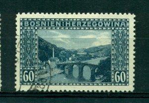 Bosnia & Herzegovina 1912 #63 U SCV(2020)=$4.50