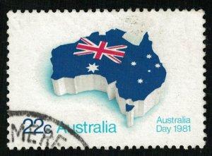 Australia, 22 c, 1981 (T-7868)