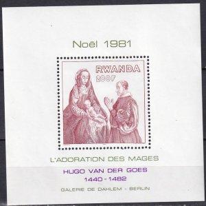 Rwanda #1067 MNH CV $7.50 (Z6940L)