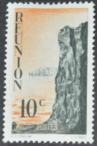 DYNAMITE Stamps: Reunion Scott #249 – MINT hr