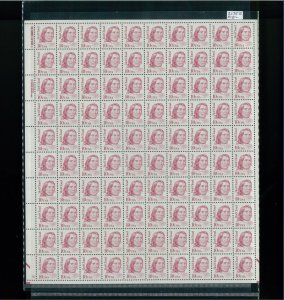 1994 United States Postage Stamp #2175e Plate No. 2 Lower Left Mint Full Sheet