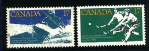 Can #833-34   -2    used VF 1979 PD