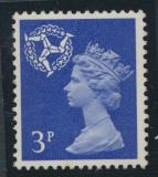 Isle of Man   SG 9 SC# 9    Mint Never  Hinged   2 phosphor bands see details