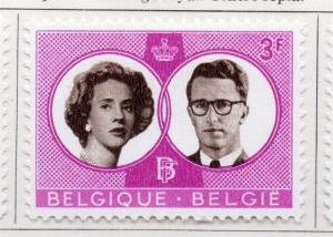Belgium 1960 Early Issue Fine Mint Hinged 3F. 173888
