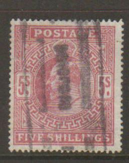 Great Britain #140 Used