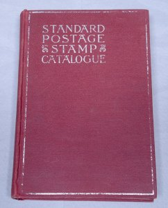 1935 WORLDWIDE SCOTT Standard Postage Stamp CATALOGUE Hardcover 1000+ Pages