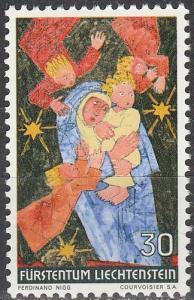 Liechtenstein #512  MNH (S8866)
