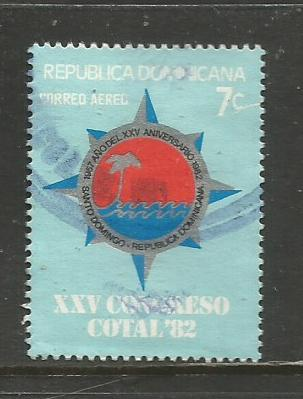 Dominican Rep.   #C362  Used  (1982)