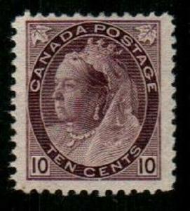 Canada Scott 83 Mint hinged (Catalog Value $425.00) [TC1342]