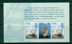 Ireland - Sc# 1142c. 1998 Tall Ships Booklet Pane. MNH $5.50