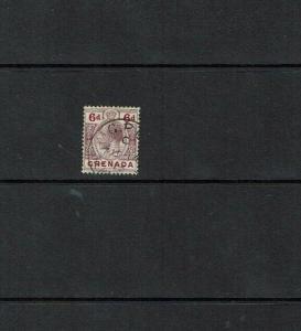 Grenada: 1913, 6d Purple, & Red,  SG 97, Very fine used