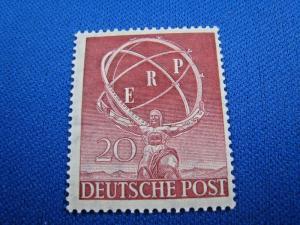GERMANY - Berlin - SCOTT # 9N68  - MLH       (kb)