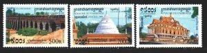 Cambodia. 1999. 1927-29. Khmer culture. MNH.