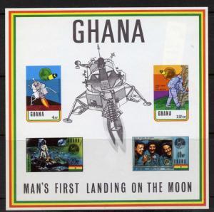 Ghana 389a MNH Space, Moon Landing