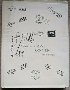 USA County Systems of Rural Free Delivery Patterns and Postal Markings 1899-1903