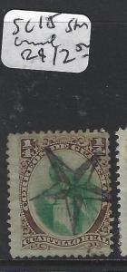 GUATEMALA  (PP2001B)  SC 15 STAR CANCEL   VFU