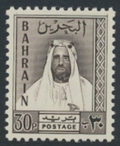 Bahrain SG L11  MVLH  Local Stamp see scans / details Sheikh bin Hamed al-Kha...