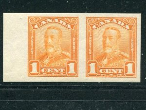 Canada #149b  pair  VF  NH  ( only 250 issued)    - Lakeshore Philatelics