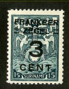 SURINAME 132 MNH BIN $.65 ART