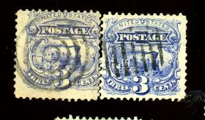 114 (2) Used Ave-Fine Cat $32