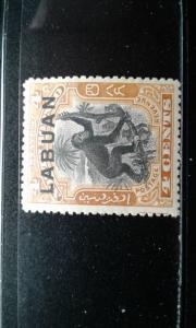Labuan #96 MNH h192.3539