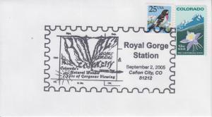 2005 Colorado - Royal Gorge - Canon City CO Pictorial