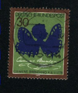 Germany 1279   -1   used VF 1978 PD