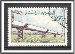 Tunisia #353 Aqueducts Used