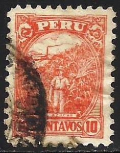 Peru 1931 Scott# 295 Used