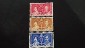 Bermuda 1937 Coronation of King George VI and Queen Elizabeth   George VI