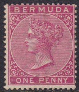 Bermuda 1883-1904 SC 19b Mint