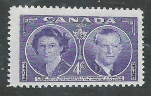 Canada #315   Mint NH VF 1951 PD