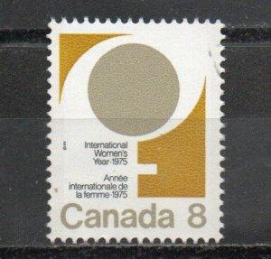Canada 668 used