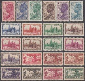 Ivory Coast 112-151 MLH / MH CV $35.65