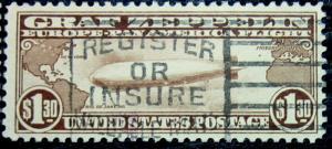 U.S. C14 Used XF/SUPERB SCV$375.00 NICE