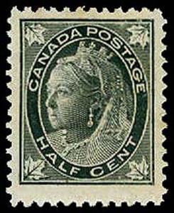 CANADA 66  Mint (ID # 32790)