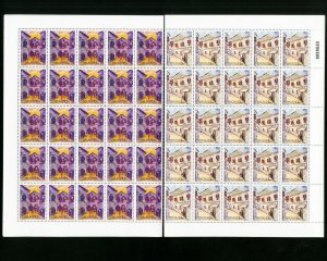 Macau Lot Of 100 Complete Sets Of Stamps#812-15 Catalogue value $400