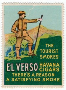 (I.B) US Cinderella : El Verso Cigars (The Tourist)
