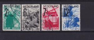 NETHERLANDS TOURIST PROPAGANDA   STAMPS SET CAT £77    R2644