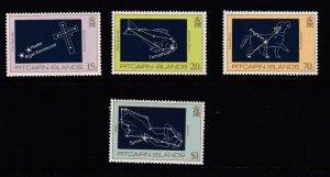 Pitcairn Islands 244-47 MNH 1984