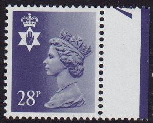 GB Northern Ireland - 1984 - Scott #NIMH50 - MNH - Elizabeth II