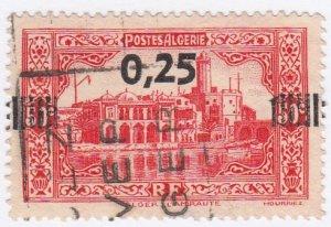 Algeria, Sc 122 (2), Used, 1938, Mosque