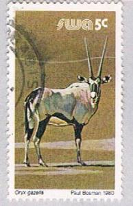 South West Africa 451 Used Oryx 1980 (BP26017)