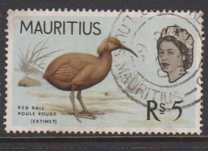 Mauritius Sc#289 Used