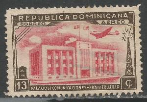 DOMINICAN REPUBLIC C50 VFU M867-9