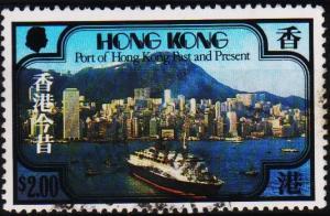 Hong Kong. 1982 $2 S.G.410 Fine Used