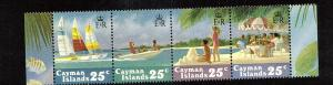 Christmas On Cayman Island #2  mnh  #533