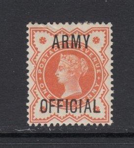 Great Britain, Sc O54 (SG O41), MHR