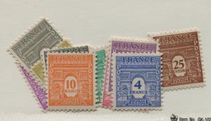 FRANCE  475-76H   MNH