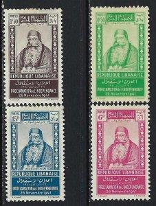 LEBANON 156-59 MOG FAULTS Z248